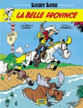 Lucky Luke (Les aventures de) -1- La belle province