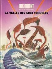 Luc Orient -11'- La vallée des eaux troubles