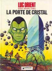 Luc Orient -12- La porte de cristal