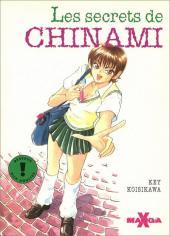 Manga X -20- Les secrets de Chinami