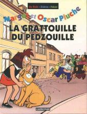 Margot et Oscar Pluche -5- La gratouille du Pedzouille
