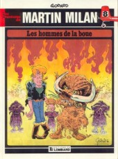 Martin Milan (2e Série) -8- Les hommes de la boue