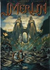 Merlin (Nucléa/Soleil) -4- Avalon