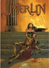 Merlin (Nucléa/Soleil) -7- Le chaudron de Bran-le-Béni
