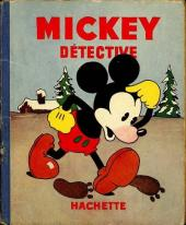 Mickey (Hachette) -6- Mickey détective