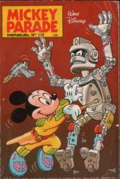 Mickey Parade -113- La police s'humanoïde