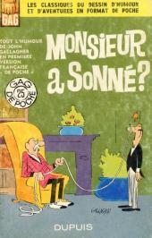 Monsieur a sonné? -1- Monsieur a sonné ?
