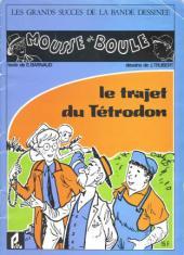Mousse et Boule -3- Trajet du tetrodon