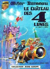 Olivier Rameau -3- Le château des 4 lunes