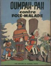 Oumpah-Pah -3- Oumpah-Pah contre Foie-Malade