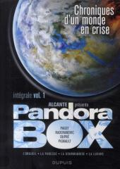 Pandora Box -INT1- Volume 1 (T01 à T04)