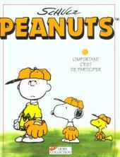 Peanuts -7- (Hors Collection) -5- L'important c'est de participer