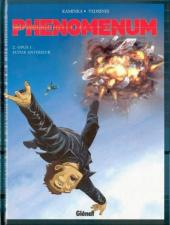 BD : PHENOMENUM (3 tomes)