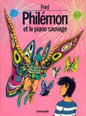 Philémon -2- Philémon et le piano sauvage