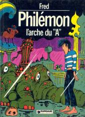 Couverture de Philémon -8- L'arche du