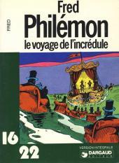 Philémon (16/22) -447- Le voyage de l'incrédule