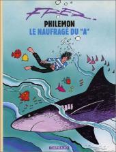Philémon (Nouvelle édition) -2c- Le Naufragé du