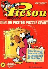 Picsou Magazine -1- Picsou Magazine N°1