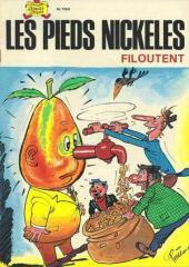 Les pieds Nickelés (3e série) (1946-1988) -102- Les Pieds Nickelés filoutent
