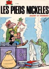 Les pieds Nickelés (3e série) (1946-1988) -103- Les Pieds Nickelés jouent et gagnent