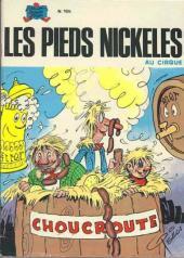 Les pieds Nickelés (3e série) (1946-1988) -105- Les Pieds Nickelés au cirque