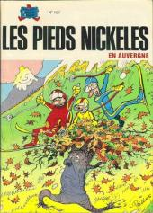 Les pieds Nickelés (3e série) (1946-1988) -107- Les Pieds Nickelés en Auvergne