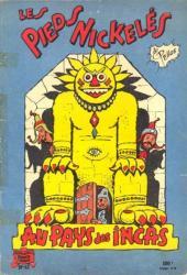 Les pieds Nickelés (3e série) (1946-1988) -43- Les Pieds Nickelés au pays des Incas