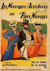 Les pieds Nickelés (3e série) (1946-1988) -4- Sur les bords de la Riviera
