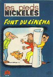 Les pieds Nickelés (3e série) (1946-1988) -58- Les Pieds Nickelés font du cinéma