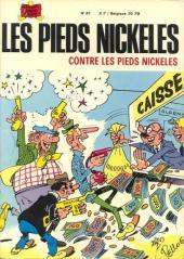 Les pieds Nickelés (3e série) (1946-1988) -67- Les Pieds Nickelés contre les Pieds Nickelés