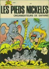 Les pieds Nickelés (3e série) (1946-1988) -68- Les Pieds Nickelés organisateurs de safaris