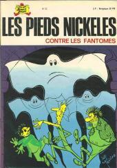 Les pieds Nickelés (3e série) (1946-1988) -72- Les Pieds Nickelés contre les fantômes