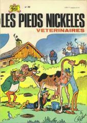 Les pieds Nickelés (3e série) (1946-1988) -82- Les Pieds Nickelés vétérinaires