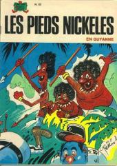 Les pieds Nickelés (3e série) (1946-1988) -92- Les Pieds Nickelés en Guyane