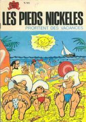 Les pieds Nickelés (3e série) (1946-1988) -99- Les Pieds Nickelés profitent des vacances