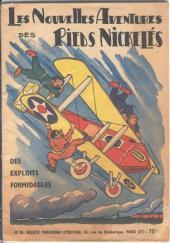 Les pieds Nickelés (3e série) (1946-1988) -2- Des exploits formidables