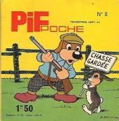 Pif Poche -8- Pif poche n°8