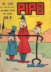 Pipo (Lug) -139- Numéro 139