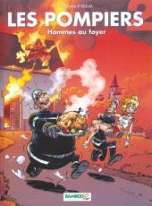 Les pompiers -2- Hommes au foyer