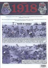 Couverture de Putain de guerre ! -5- 1918