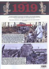Couverture de Putain de guerre ! -6- 1919