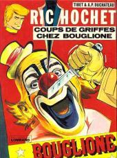 Ric Hochet -25- Coups de griffes chez Bouglione