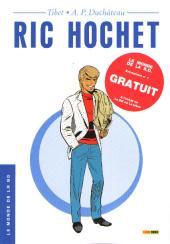 Ric Hochet -MBD01- Ric Hochet - Le Monde de la BD - 01