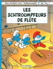 Les schtroumpfs -HS1- Les schtroumpfeurs de flûte
