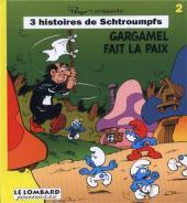 Schtroumpfs (3 histoires de) -2- Gargamel fait la paix