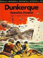La seconde guerre mondiale - Histoire B.D. / Bande mauve -2- Dunkerque - Opération Dynamo