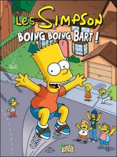 Les simpson (Jungle) -5- Boing boing Bart !
