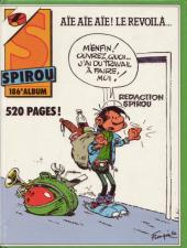 (Recueil) Spirou (Album du journal) -186- Spirou album du journal