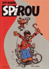 (Recueil) Spirou (Album du journal) -259- Spirou album du journal