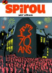 (Recueil) Spirou (Album du journal) -302- Spirou album du journal